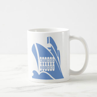 Cruise Addict. A mug for cruise lovers