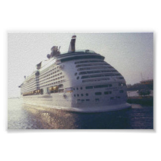 Cruise Boat Posters