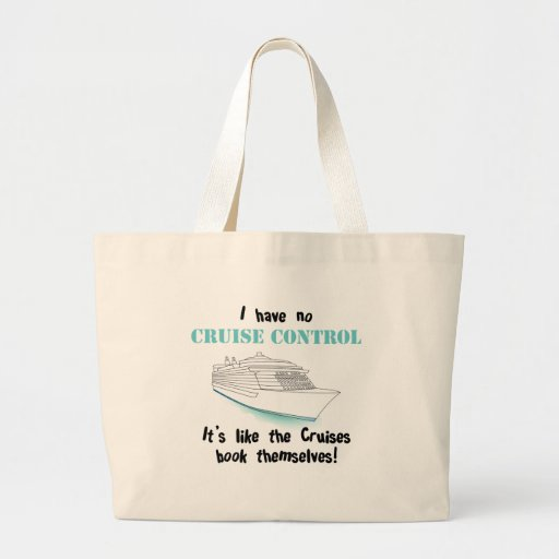 Cruise Control Tote Bag