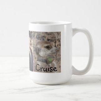 Cruise Meerkat Mug