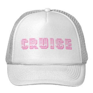 Cruise (pink) cap