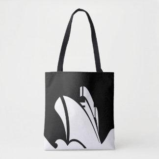 Cruise Ship All-Over-Print Tote Bag