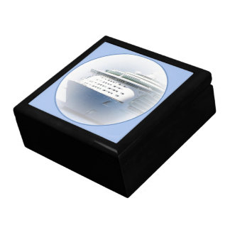 Cruise Ship Cameo Gift Box