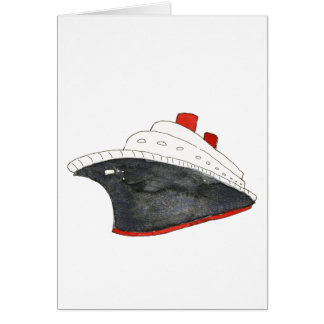 Cruise Ship Cards