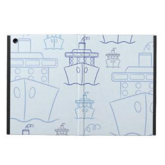Cruise ship case for iPad air