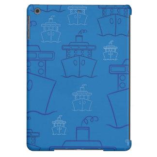 Cruise ship iPad air case