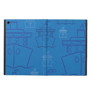 Cruise ship iPad air covers