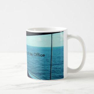 Cruise ship mug