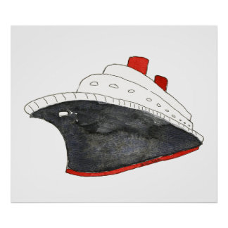 Cruise Ship Posters & Prints