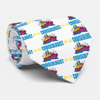 Cruise Ship Vacation Travel Agency Agent Cruising Tie