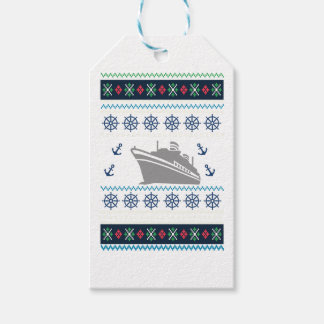 Cruise Ships Gift Tags