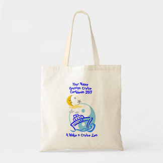 Cruise Themed Budget Tote Bag Cruise Zen