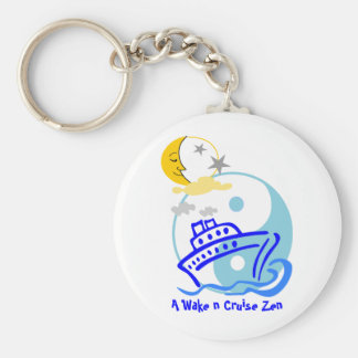 Cruise Themed Keychain