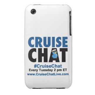#CruiseChat iPhone 3/3GS Case iPhone 3 Cases