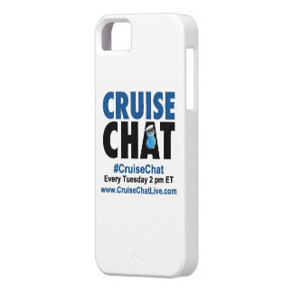 #CruiseChat iPhone 5 Case