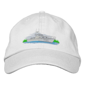 Cruiser Embroidered Baseball Cap