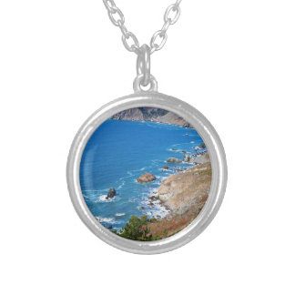 Cruisin The Coast Silver Plated Necklace