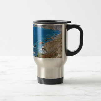 Cruisin The Coast Travel Mug