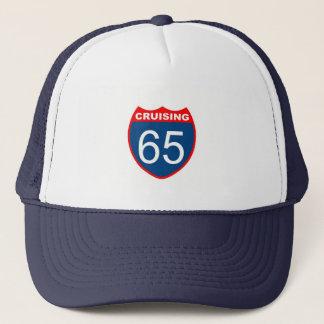 Cruising at 65 trucker hat
