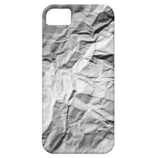 Crumpled Paper iPhone 5 Case