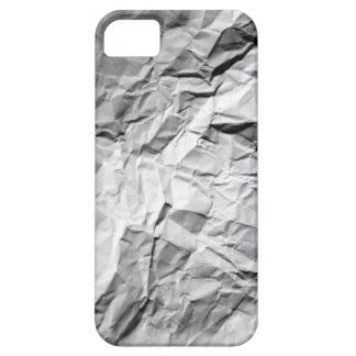 Crumpled Paper iPhone 5 Case