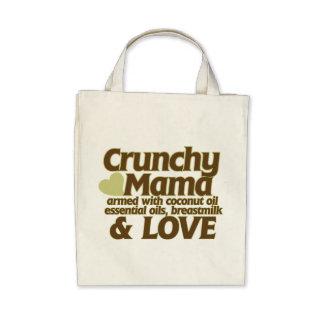 Crunchy Mama Tote Bag