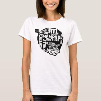 Crunk Fro-  Crunk / Crunkatlanta Clothing T-Shirt