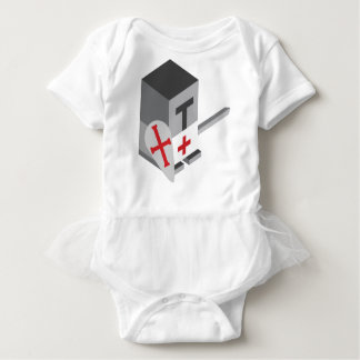 Crusader Baby Bodysuit