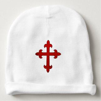 Crusader Cross Baby Beanie