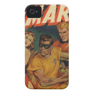Crusader from Mars Case-Mate iPhone 4 Case