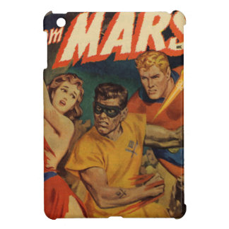 Crusader from Mars iPad Mini Case