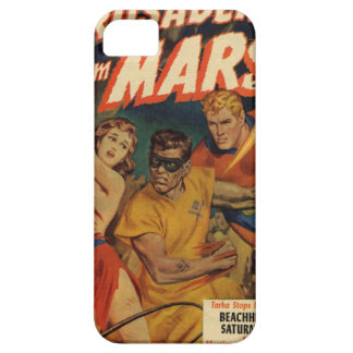 Crusader from Mars iPhone 5 Cover