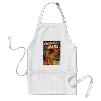 Crusader from Mars Standard Apron