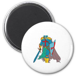 Crusader Magnet