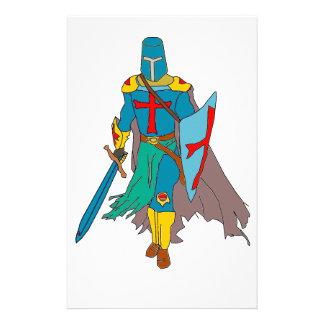 Crusader Stationery