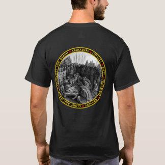 Crusaders Death of Baldwin Seal Shirt