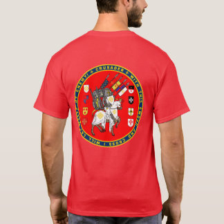 Crusaders on the March Seal Shirt