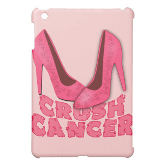 Crush Cancer with Stilettos Case For The iPad Mini