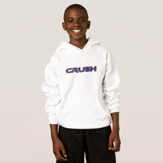 Crush epic boys hoodie