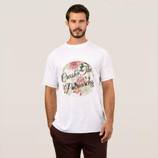 Crush the Patriarchy Mens T-shirt