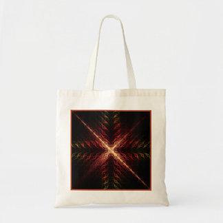 Crux Fractal Tote Bags