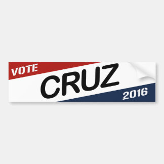 Cruz 2016 Diagonal Campaign Bumper Sticker -.png