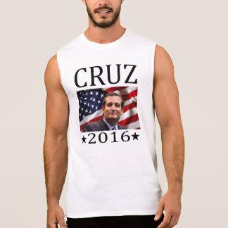Cruz 2016 sleeveless shirts