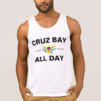 Cruz Bay - All Day Singlet