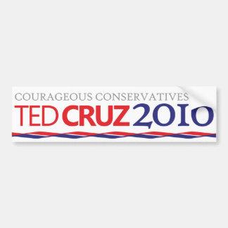Cruz Conservative Bumper Sticker
