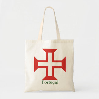Cruz de Cristo Cotton Bag