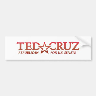 Cruz Logo Bumper Sticker