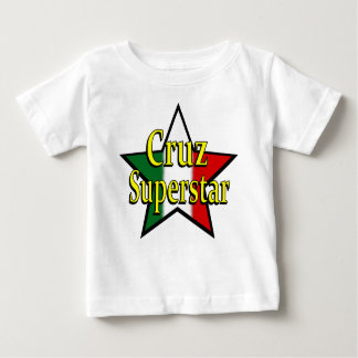 Cruz Superstar Infant T-Shirt