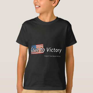 Cruz to Victory T-Shirt