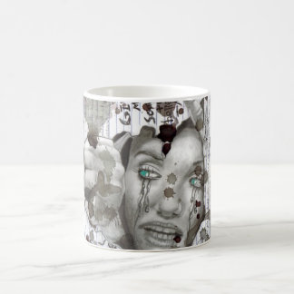 Cry Baby Mug by Kay Loven